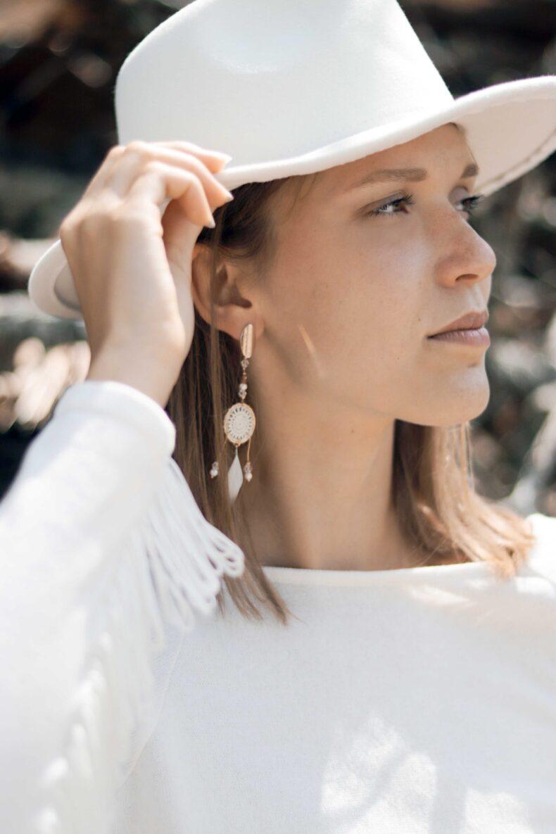 #dreamcatcher earring